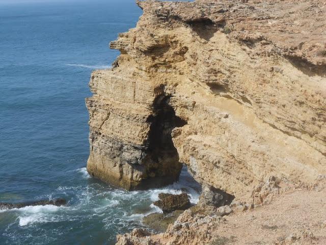 Marche vers les falaises de Jorf 021